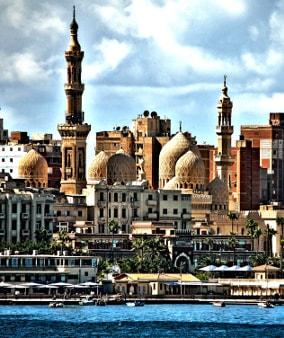Fotos de Egipto realizadas por el fotógrafo bilbaíno Alberto Fernández de Agirre