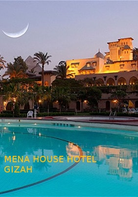 Mena House Hotel, Gizah