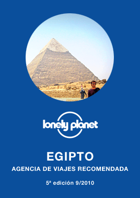 Sunt Viajes. Egipto recomendada por Lonely Planet