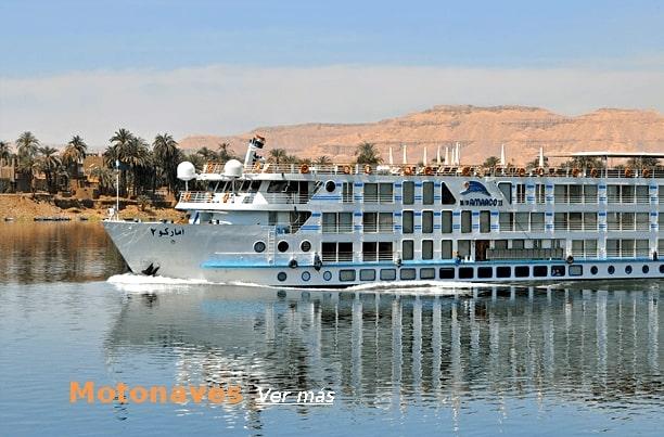 Cruceros Río Nilo y Lago Nasser