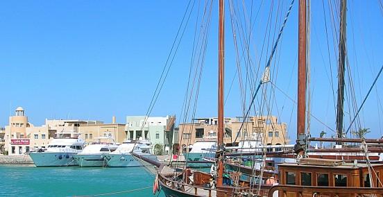 Extensión El-Gouna (Mar Rojo)
