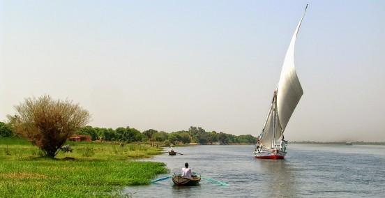 Viajes en Faluca - Sunt Viajes Egipto