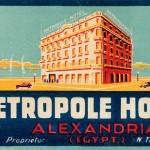Le Metropole Hotel - Alejandría 5