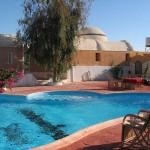 Oasis de Farafra - El Badawiya Hotel 12
