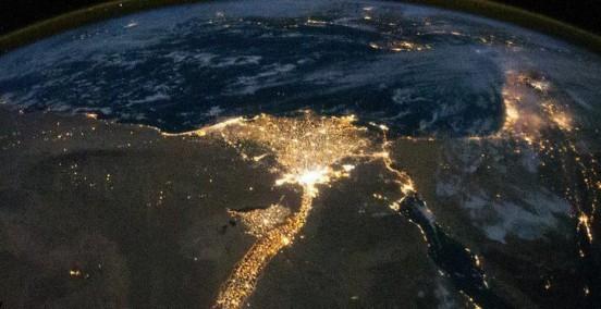 Fotos Nasa Landsat Egipto