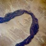 Fotos NASA Landsat Egipto 8 - Sunt Viajes Egipto