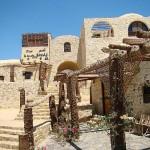 Bahariyya - Qasr El Bawity Hotel 1
