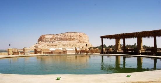 Hoteles Oasis de Siwa - Sunt Viajes Egipto