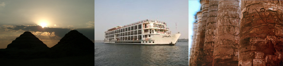 Foto Crucero Asuán - Luxor 2