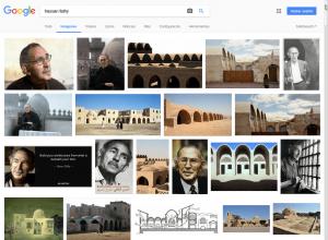 Enlaces Hassan Fathy Google - Sunt Viajes Egipto
