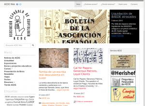 Asociación Española de Egiptología - Sunt Viajes Egipto