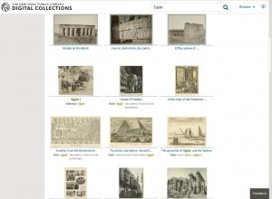 Biblioteca Pública de New York - Sunt Viajes Egipto