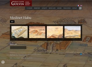 Enlaces Jean Claude Golvin - Sunt Viajes Egipto