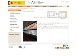 Enlaces Museo Arqueológico Nacional - Sunt Viajes Egipto