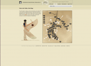 Theban Mapping Project - Sunt Viajes Egipto