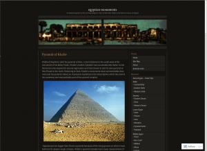 Foto egyptsites 1 - Sunt Viajes Egipto