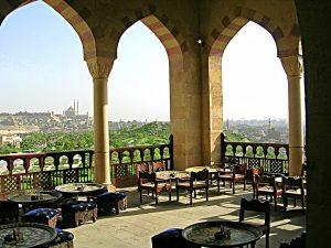 Al-Azhar Park, El Cairo
