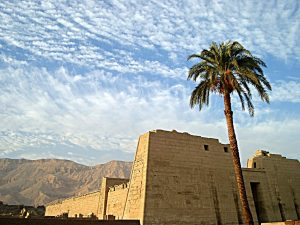 Medinat Habu. Luxor, Orilla Occidental