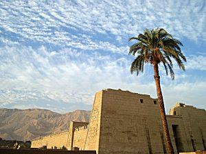 Medinat Habu. Luxor, Orilla Occidental