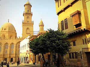 Bayn El-Qasrayn, El Cairo