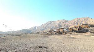 Qurna, Luxor (Orilla Occidental)