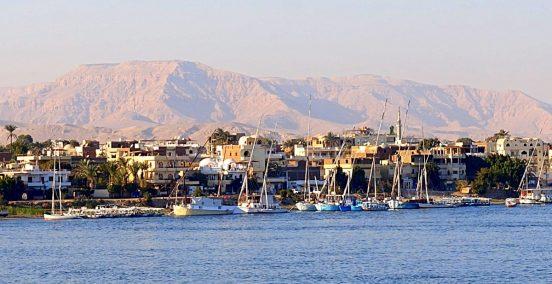 Navegación en Sandal - Sunt Viajes Egipto