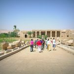 Templo de Sety I. Luxor, Orilla Occidental