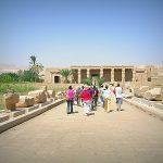 Templo de Sety I. Luxor, Orilla Occidental