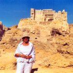 Templo del Oráculo de Amón, Aghurmi. Oasis de siwa