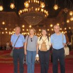 Mezquita de Muhammad Ali, La Ciudadela. El Cairo