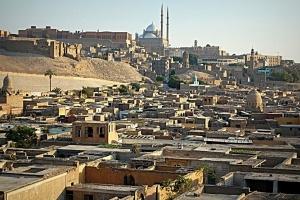 La Ciudad de los Muertos, El Cairo