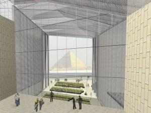 Gran Museo Egipcio, Giza